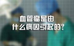 南京祛除胎记?血管瘤是什么病因引起的?
